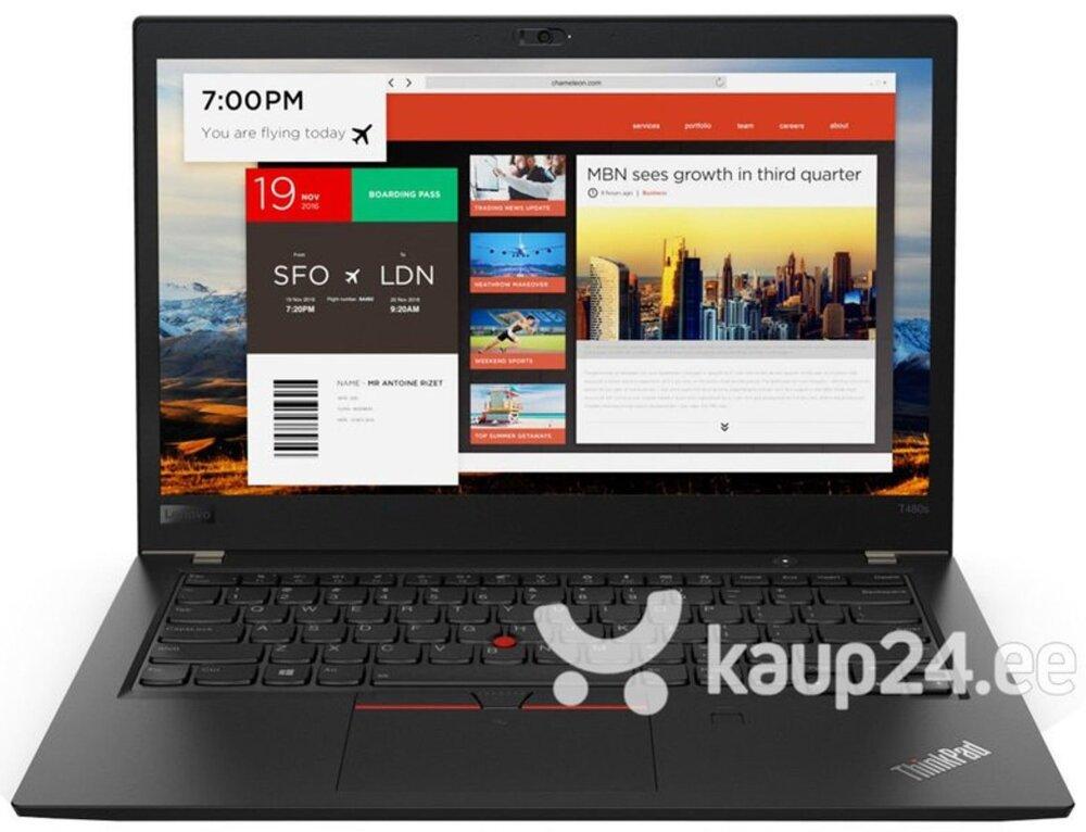 195f1bd7963 Kaks suurepärast Lenovo äriklassi sülearvutit – T480s ja X1 Carbon