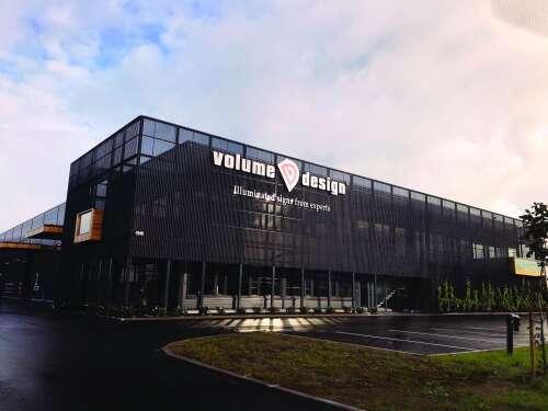 Volume Designi uus tootmishoone annab klientidele konkurentsitihedal turul mitmeid eeliseid