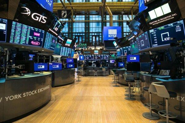 Börs: USA aktsiaturul toimus 89 aasta suurim kolmepäevane tõus