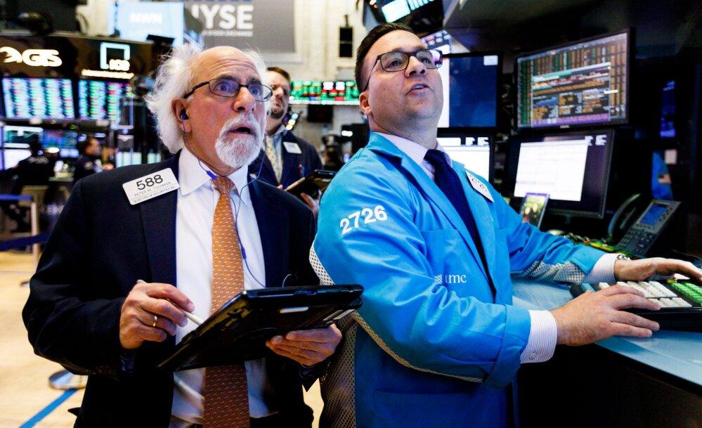 Börs:  kaubandussõda vedas turge alla