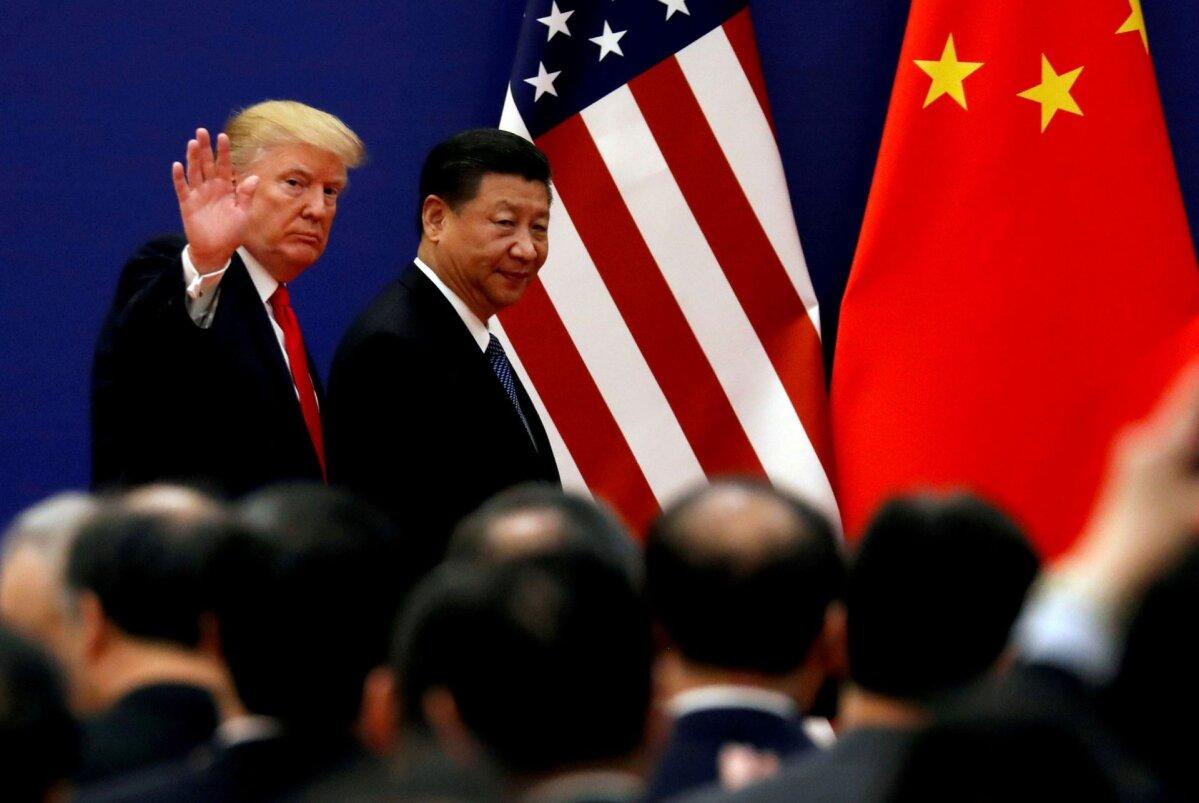 Trumpi ja Xi kohtumist ümbritsevad tulised tunded