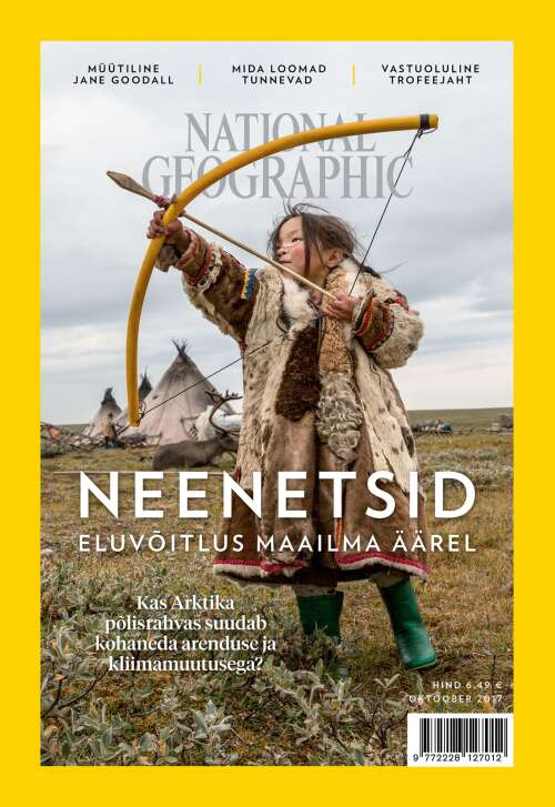 National Geographic Eesti oktoober, 10/2017