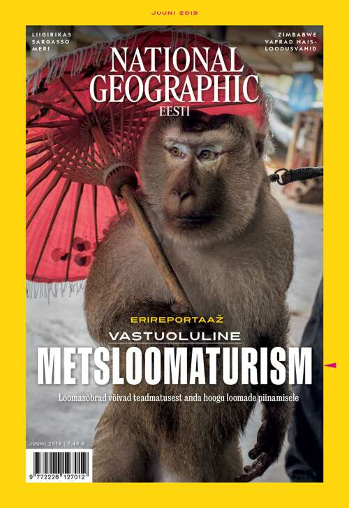 National Geographic Eesti, 6/2019