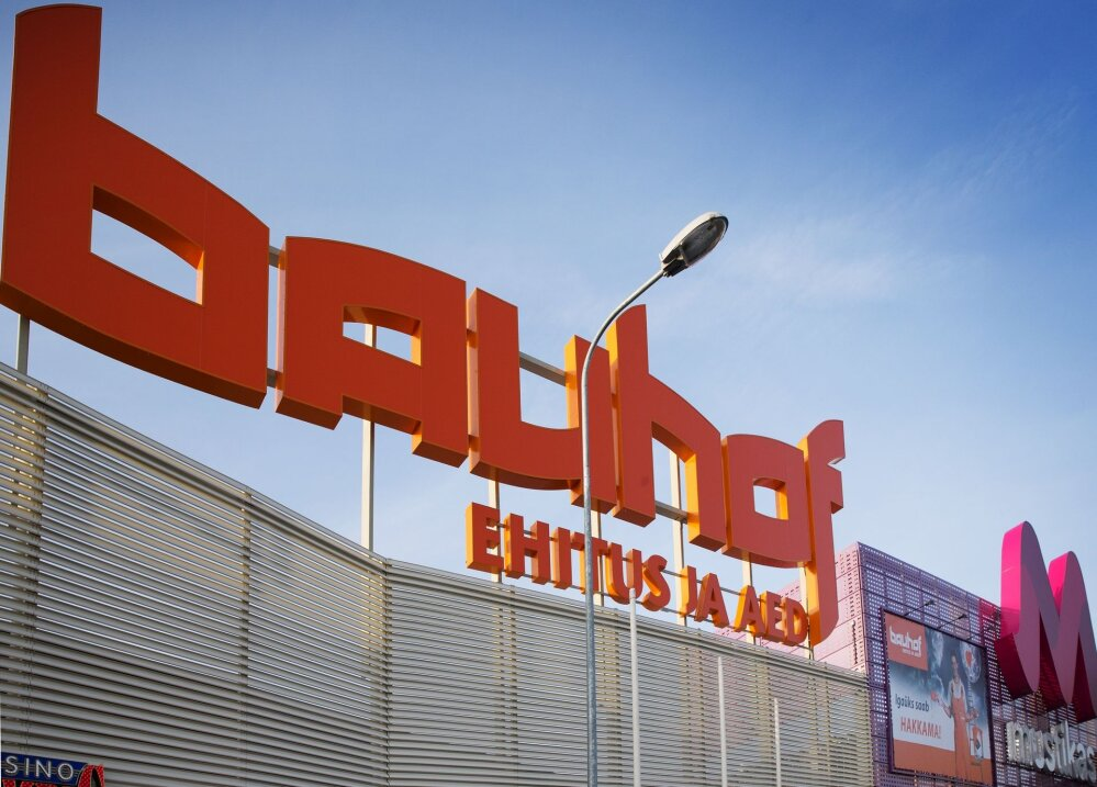 ed30d497147 Maxima omanik ostis Bauhofi kauplused