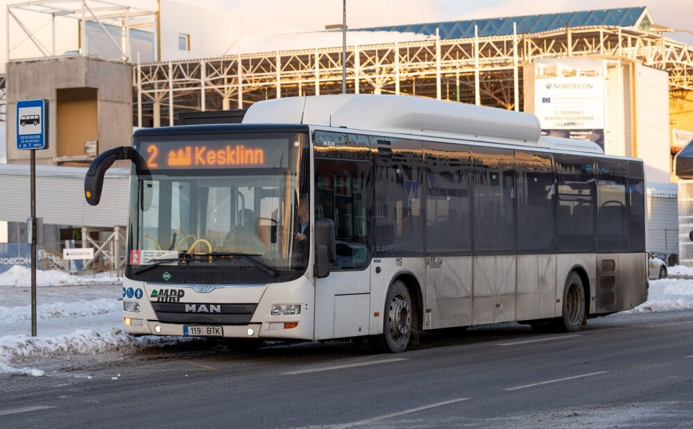 1dcabca31a0 Tallinn on MRP liinide asendamisega raskustes