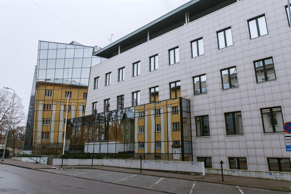 Eesti investorid müüsid kesklinnas büroohoone