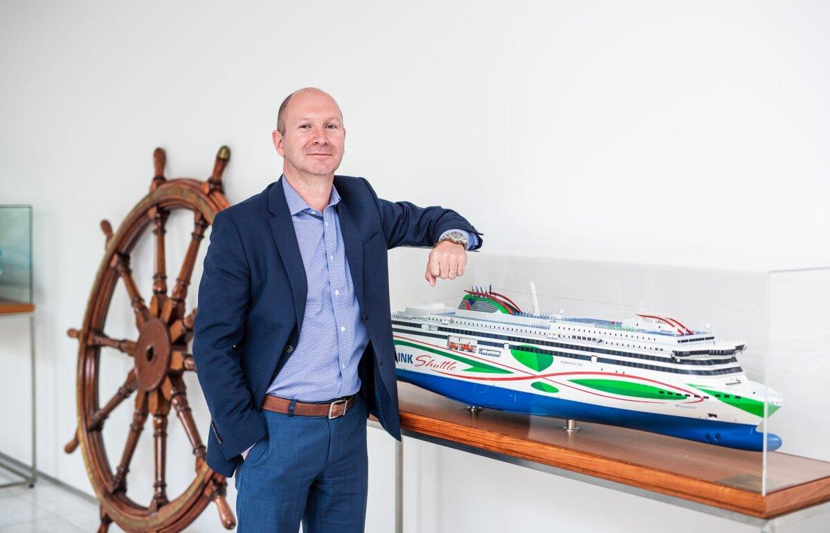 Tallink: laevu ehitades mõtleme aastasse 2070