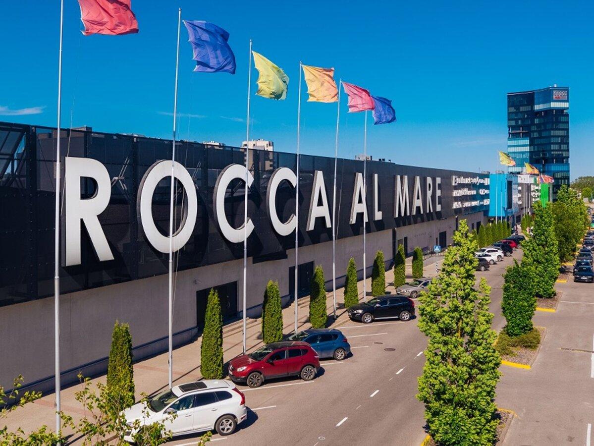 Rocca Al Mare Keskus