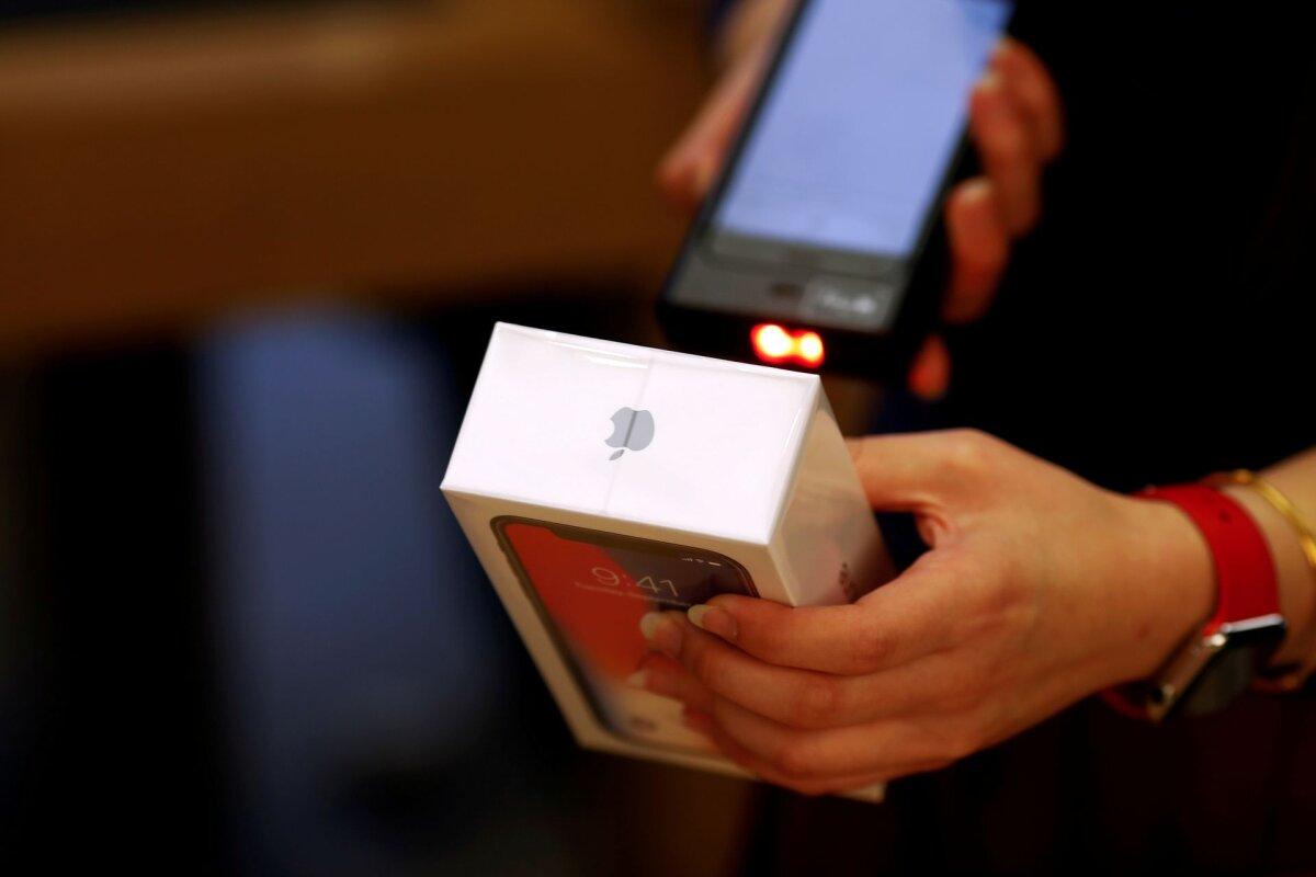 Hiinlased panid iPhone'id soodushinnaga müüki