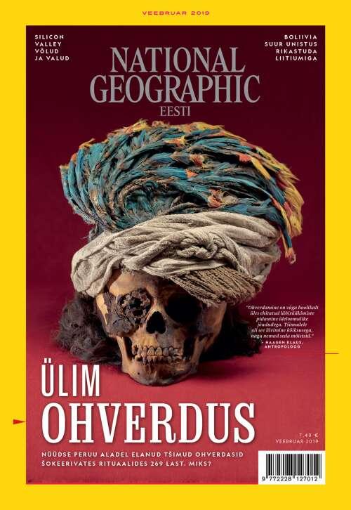 National Geographic Eesti veebruar, 2/2019