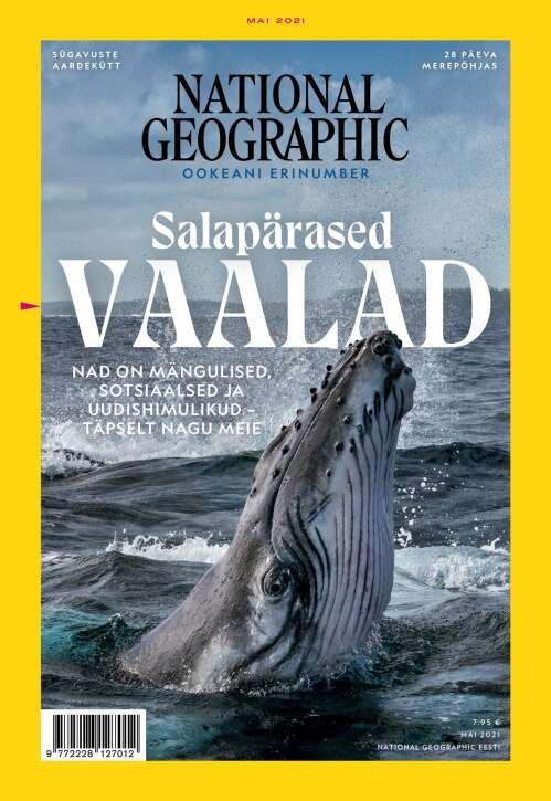 National Geographic Eesti, 5/2021