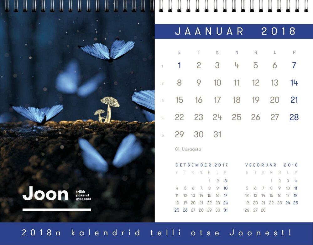 1039d2361b0 Kalendrid 2018: milline kalender oma ettevõttele tellida?