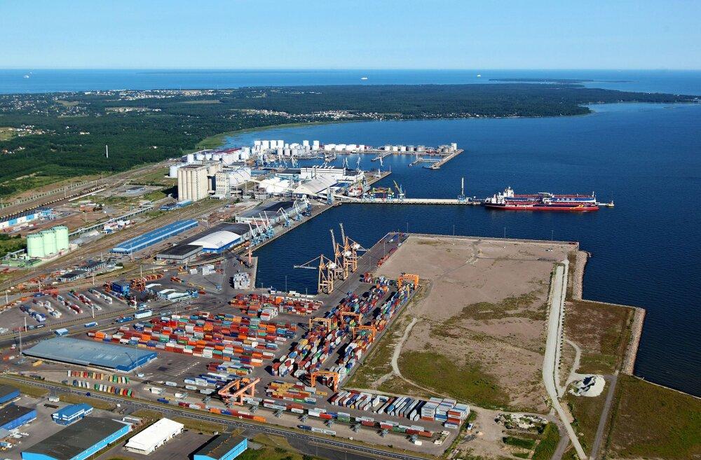 Tallinna Sadama värske leping:  Muuga sadamasse tuleb uus terminal