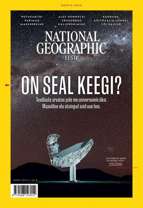 National Geographic Eesti märts, 3/2019
