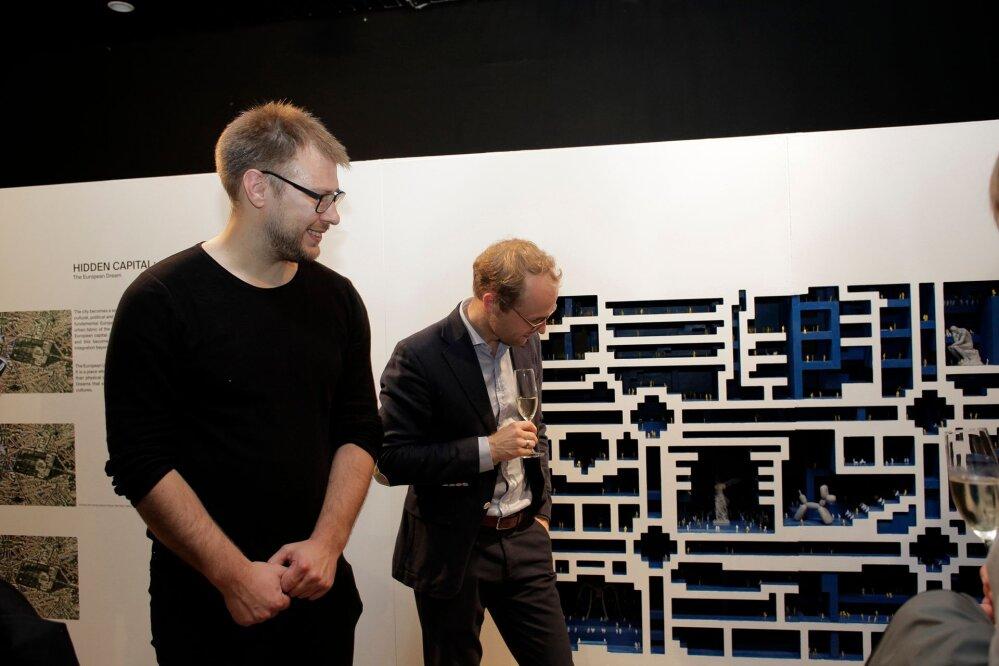 b2eaf35186b Eesti ja Belgia arhitektide ühisnäitus rändab Brüsselisse