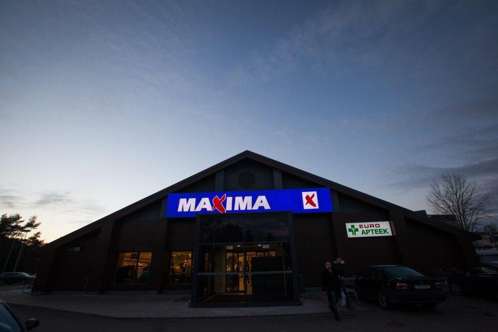 45d1a16c5e9 Leedus ja Lätis kasvasid Maxima tulud 5,9 ja 6,4 protsenti, samas kui Eesti  näitas tagasihoidlikumat 3,8protsendilist kasvu. Foto: Raul Mee