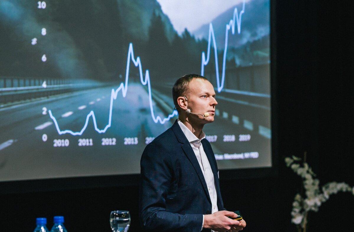 Mihkel Nestor: Eesti võlakoormuse suurendamine pole surmapatt