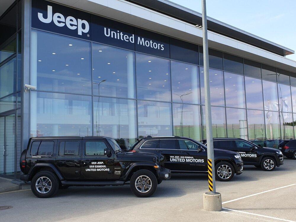 BMW müüja restart Eesti turul