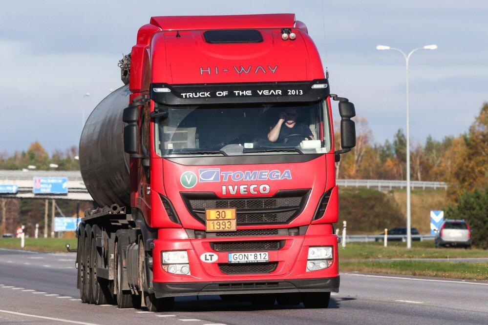Logistikatarkvara annab firmale olulise eelise