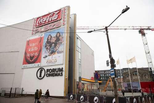 Forum Cinemase ja Apollo ühinemisele hakkas kell tiksuma