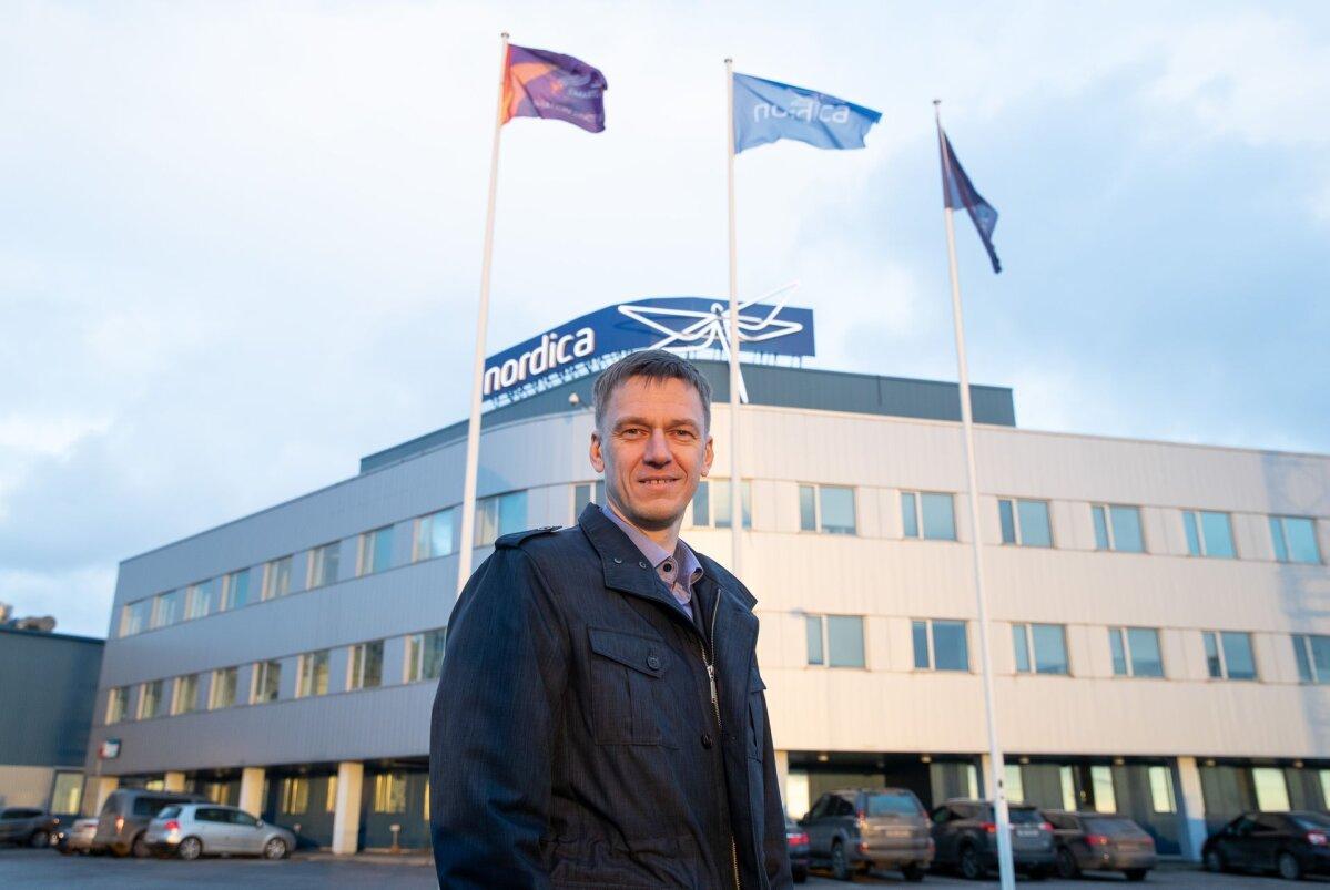 Nordica reisijate arv kukkus