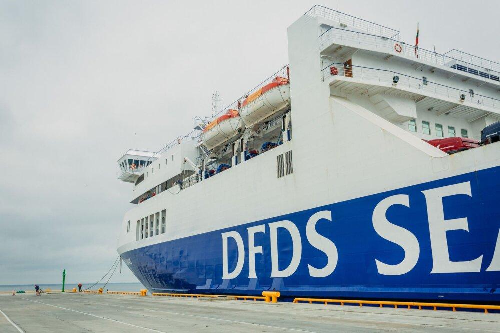 Laevanduses tegutseva Tallshipi käive kukkus mullu pea viiendiku võrra ning kasum vähenes poole miljoni võrra.