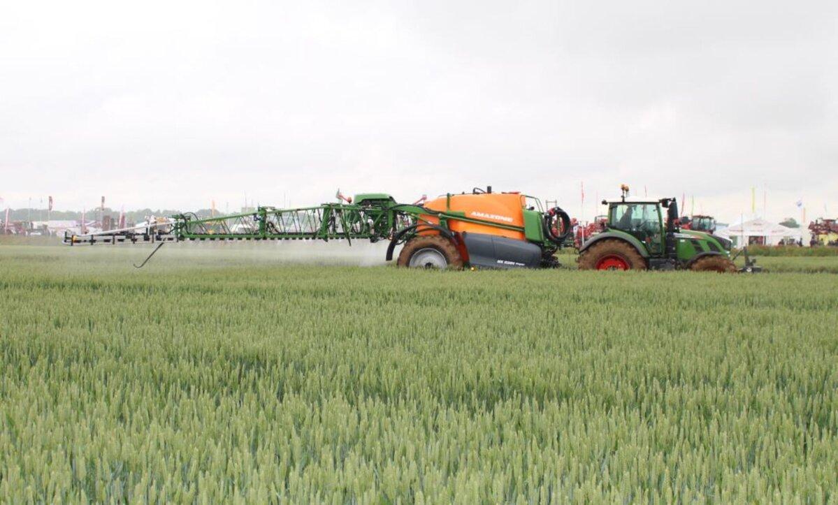 Turult kõrvaldati 550 tonni ebaseaduslikke taimekaitsevahendeid