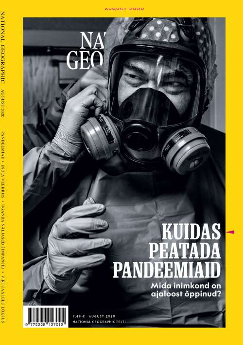 National Geographic Eesti, 8/2020
