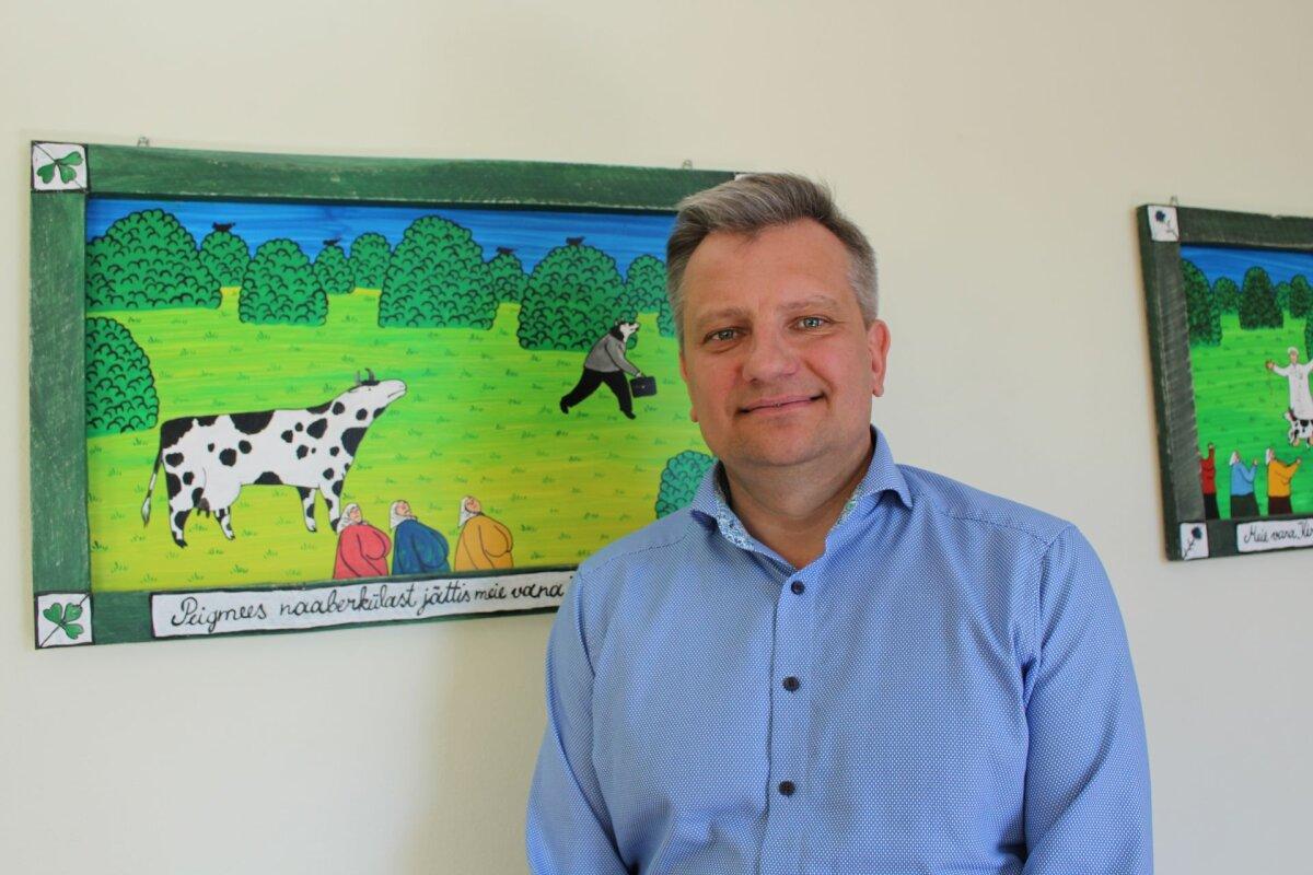 Ühistulise piimatööstuse rajamine venib
