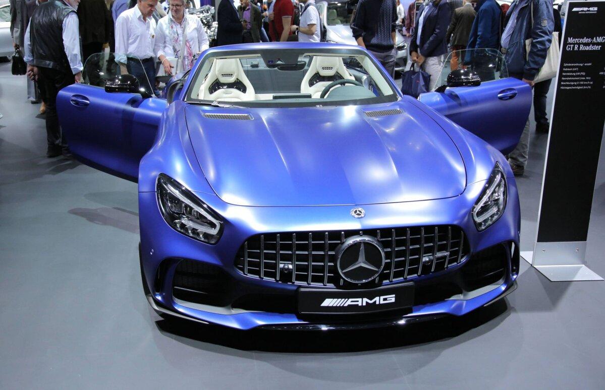 Mercedes-Benzi tootja tegi jälle hoiatuse