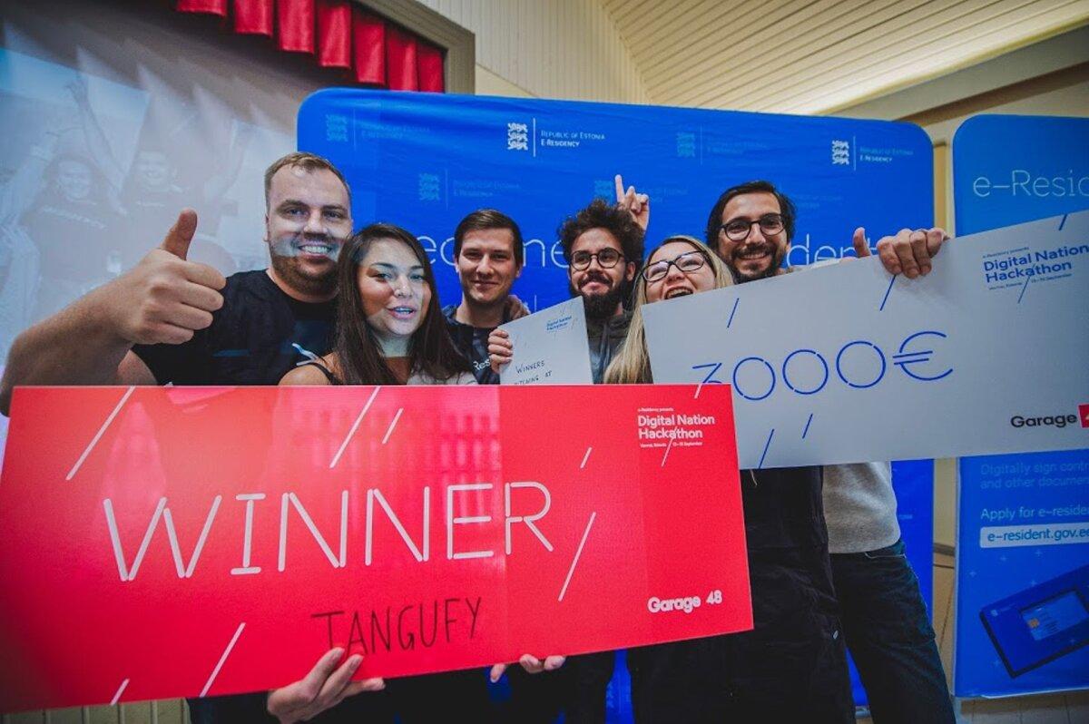 E-residentsuse häkatoni võitja aitab Eesti firmadel teenuseid eksportida