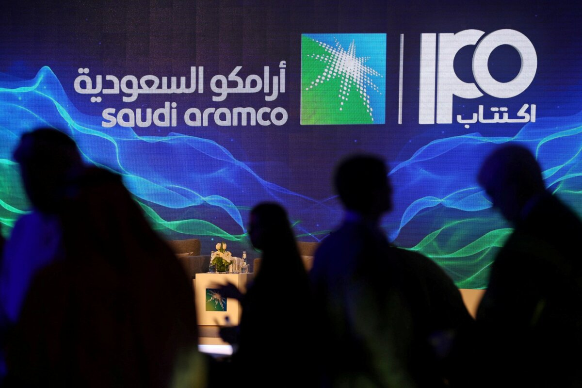 Selgus Saudi Aramco IPO hind
