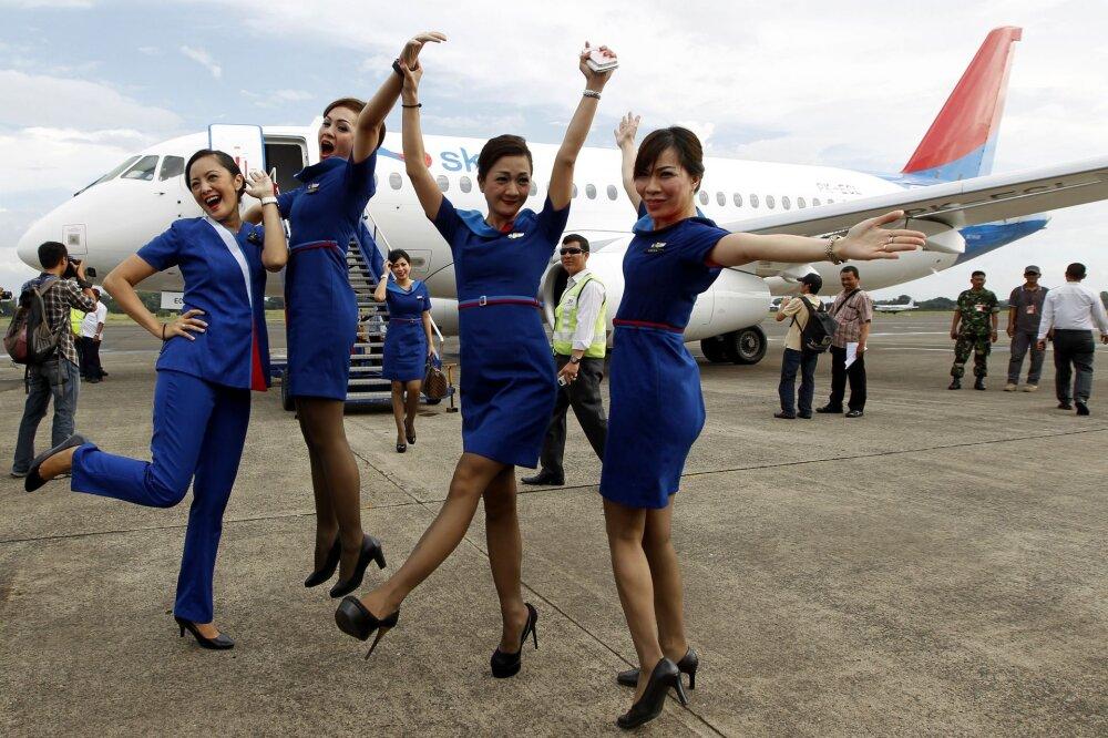 стюардессы суперджета фото размерам