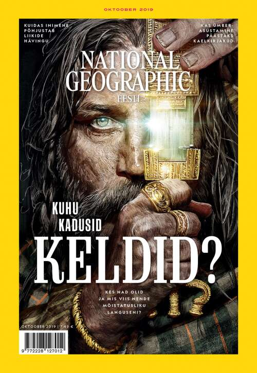 National Geographic Eesti, 10/2019