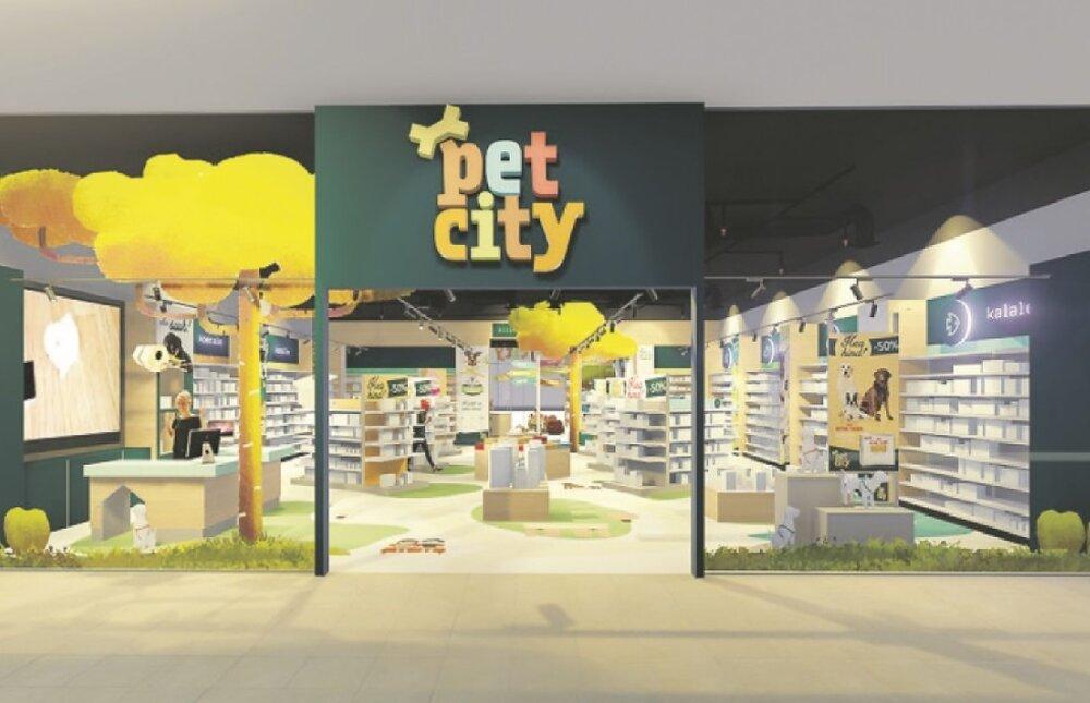 5799adf755d Tulevase loomapoe Pet City eskiis. Foto: Pet City koduleht