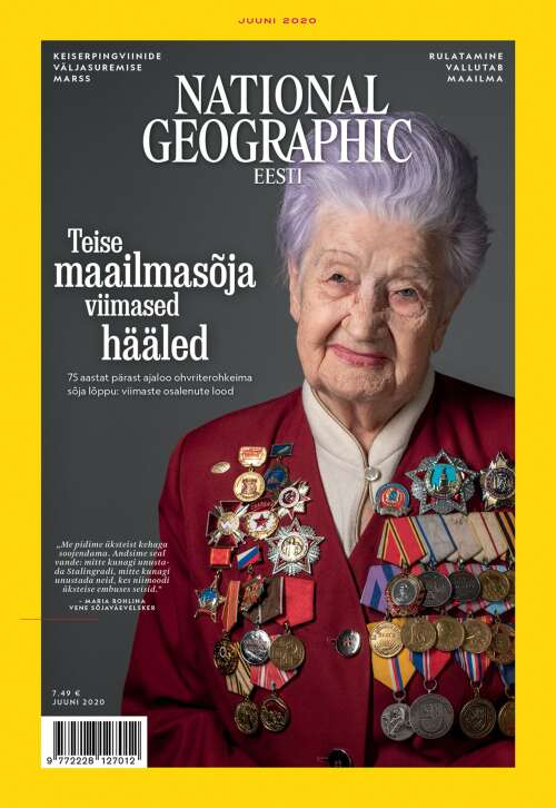 National Geographic Eesti, 6/2020