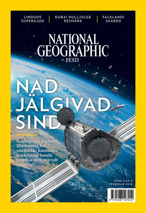 National Geographic Eesti veebruar, 2/2018
