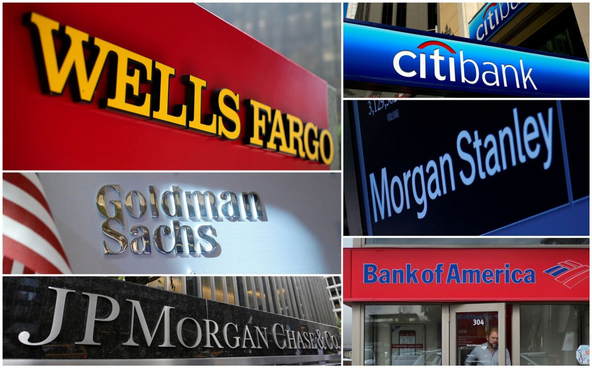 Tulemuste hooaja lävel on investorite pilgud suunatud pankadele