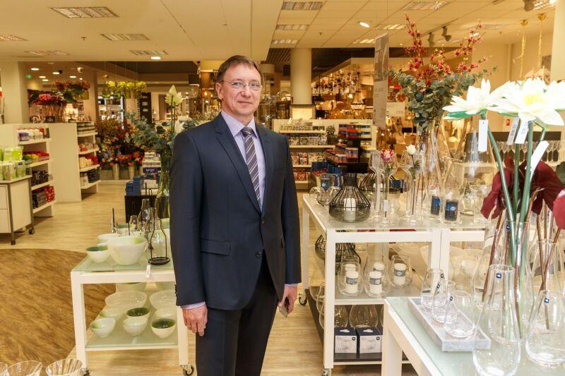d4a364ff849 Tallinna Kaubamaja Grupi II kvartali müügitulu suurenes 4,5%