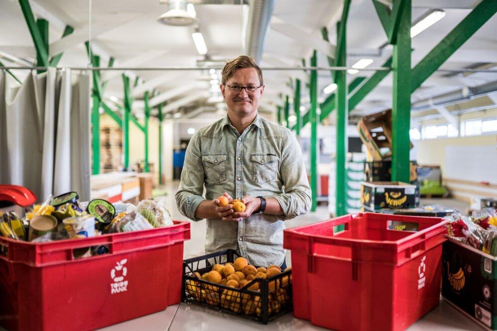 Ettevõtja:  Eesti saaks esimeseks riigiks maailmas, kus ükski laps ei nälgi