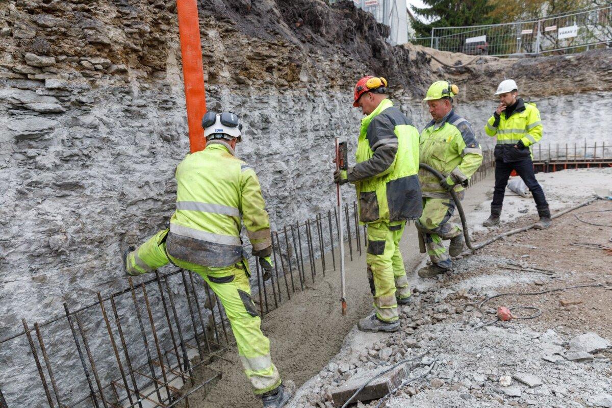 Eesti paistab silma tööjõukulu kasvuga