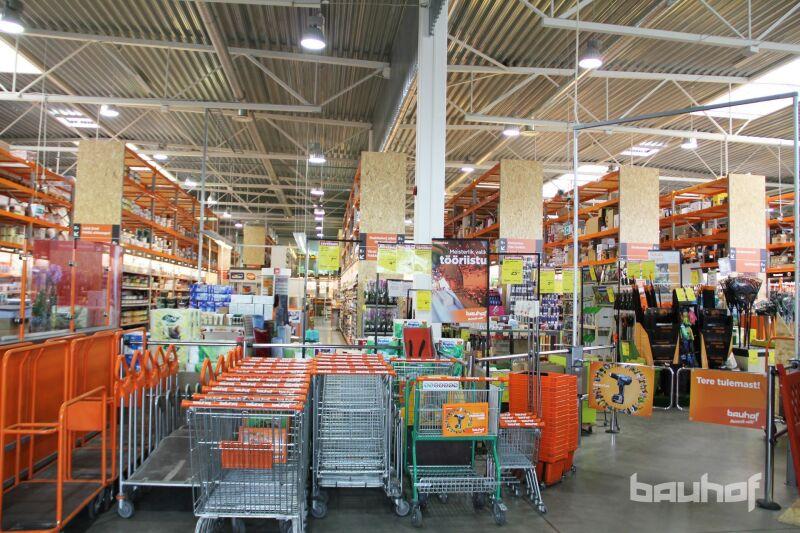 24731946fc7 Bauhof viis Viljandi kaupluse uuele tasemele