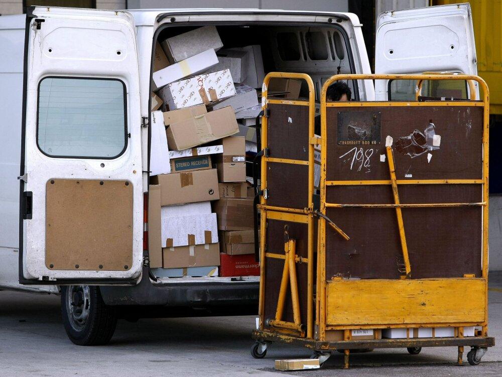Konkurendid kahtlevad uue pakiveoteenuse hinnarevolutsioonis: