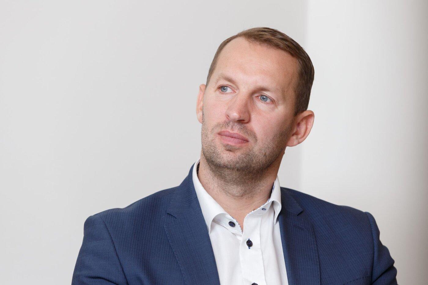 Исполнительный директор Valio Eesti Майдо Соловьёв