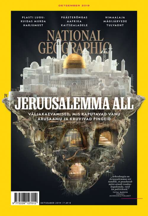 National Geographic Eesti, 12/2019