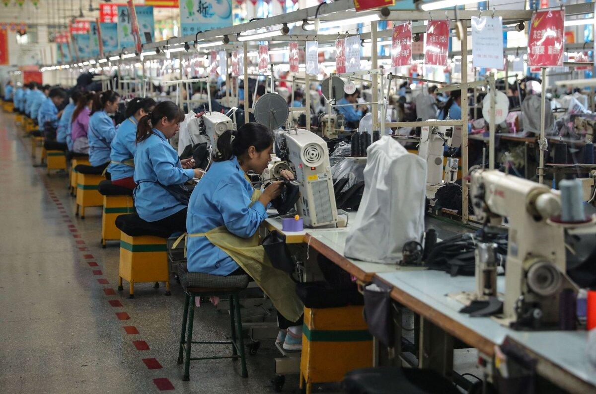 Hiina majanduskasv aeglustub