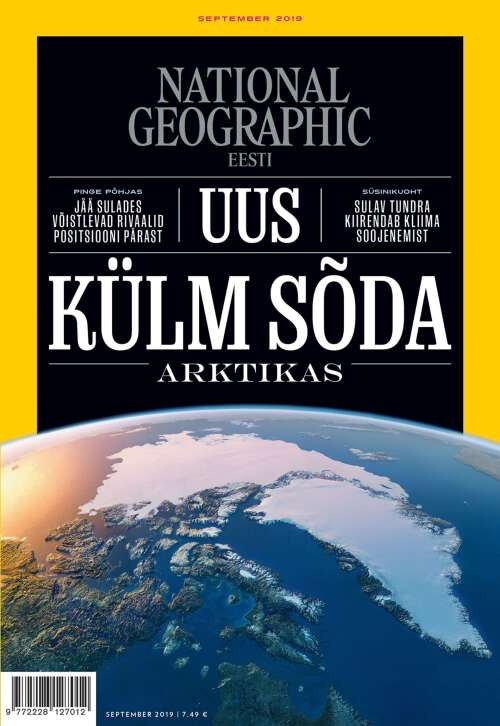 National Geographic Eesti, 9/2019
