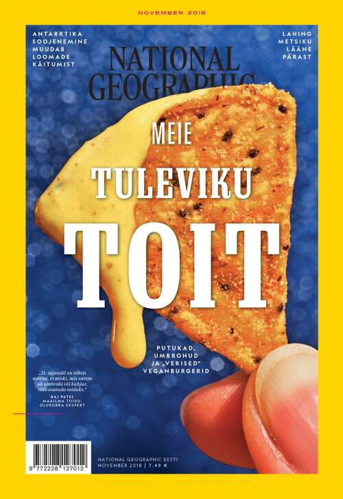 National Geographic Eesti november, 11/2018