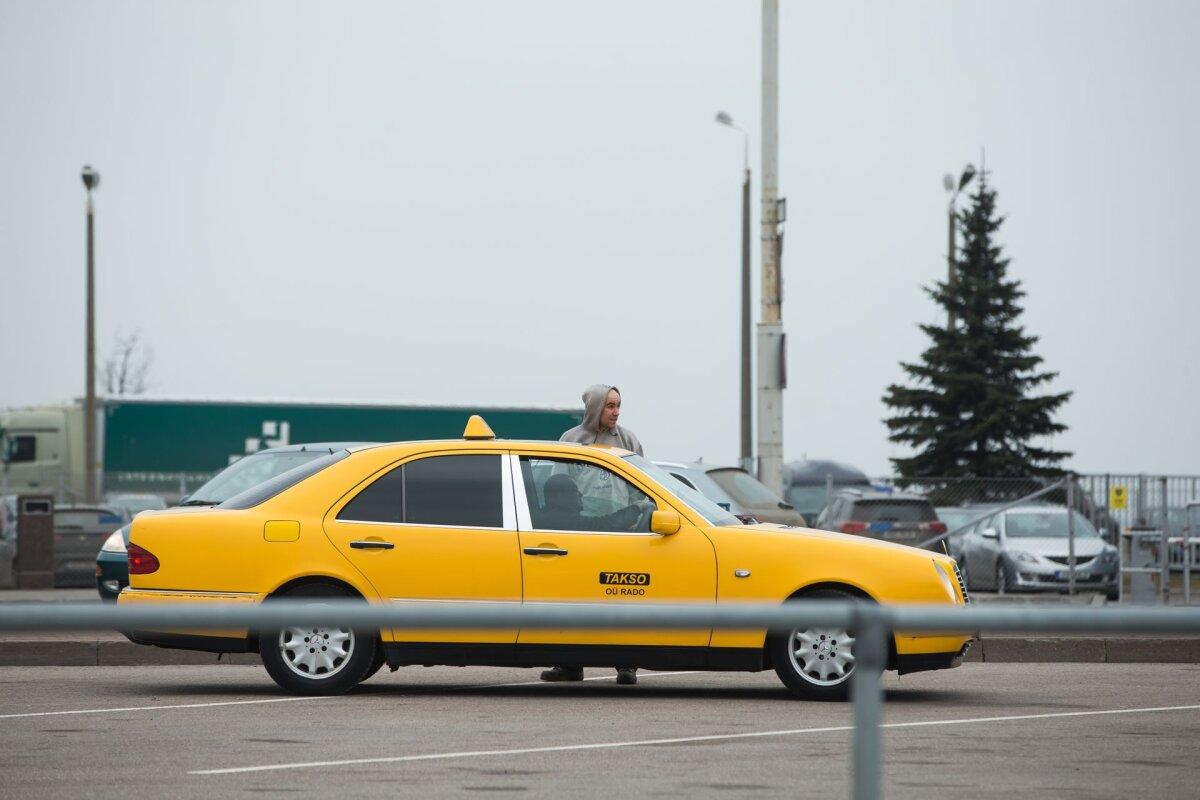 Vaata, kui palju on õiglane taksosõidu eest maksta