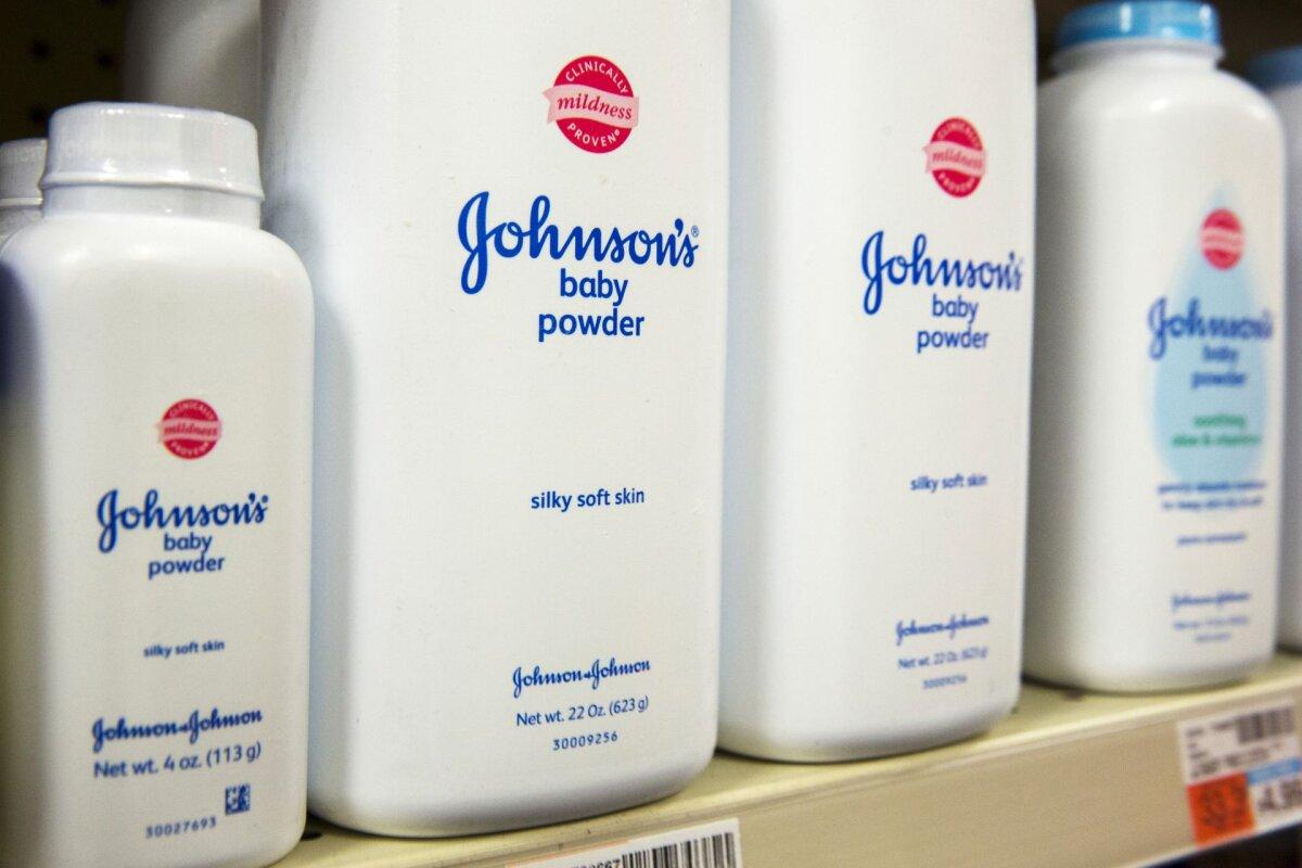 Johnson & Johnson võib beebipuudri juhtumi tõttu kriminaaluurimise alla minna